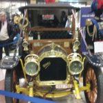 esposizione auto d'epoca